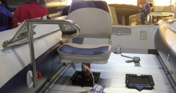 Поворотная платформа для кресла