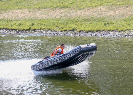 Надувная лодка Адмирал 380 НДНД