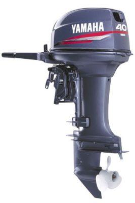Лодочный мотор YAMAHA 40 XMHS