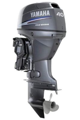Лодочный мотор YAMAHA F40 FETS