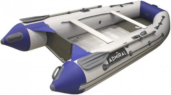 Адмирал 320 Classic с алюминиевым дном