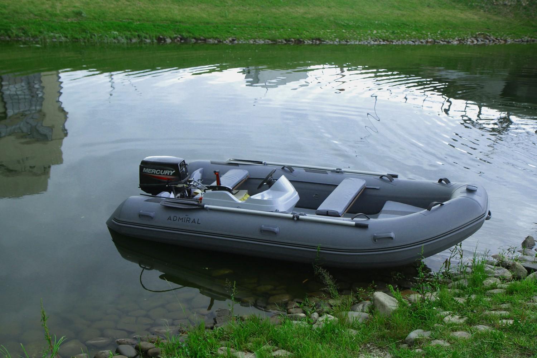 Лодки РИБ. Преимущества и отличия.