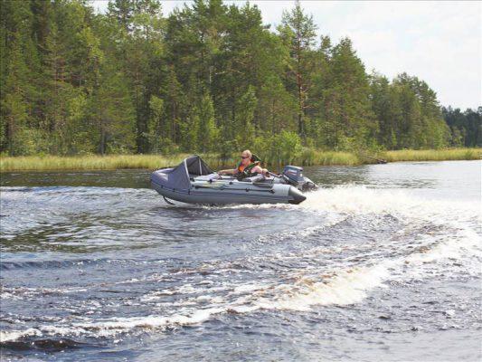 Надувная лодка Адмирал 305