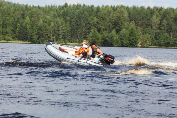 Надувная лодка Адмирал 340 Sport Lite