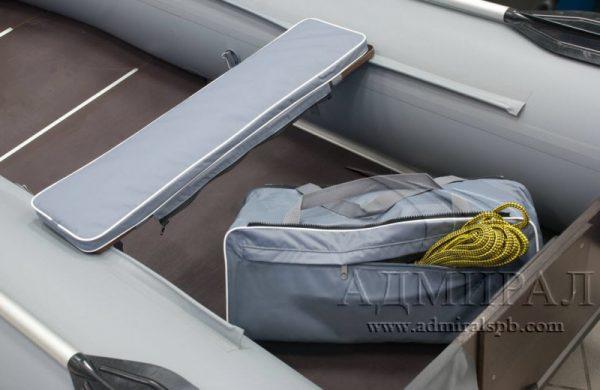 Комплект мягких накладок с сумкой 650-200