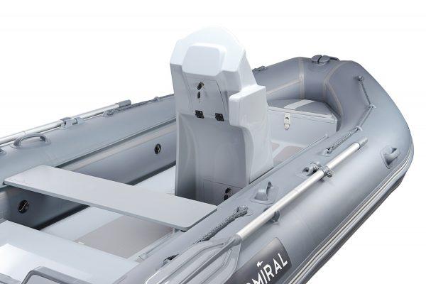 Адмирал RIB 410 с консолью