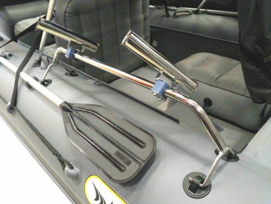 Рейлинг (900х180) для лодок ПВХ, RIB и катеров