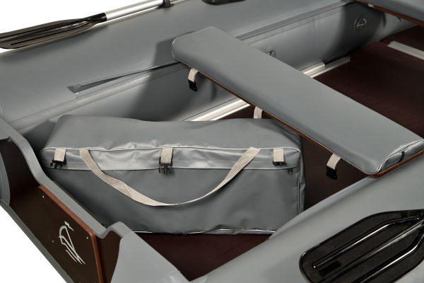 Накладка на банку с сумкой 1100 - 240