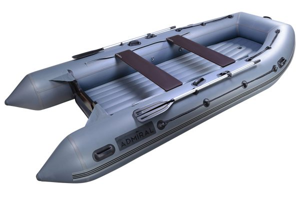 Надувная лодка Адмирал 410 НДНД