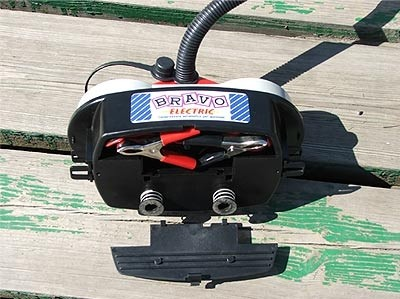 Электрический насос Bravo 12