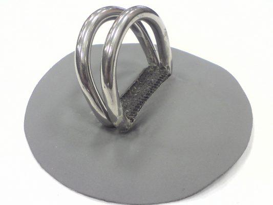 Система крепления с двумя кольцами