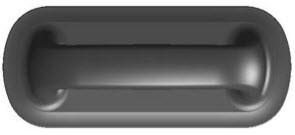 Ручка лодочная малая