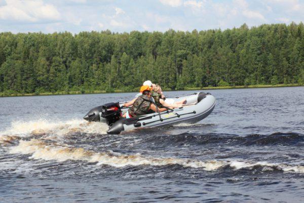 Лодка ПВХ Адмирал 340 Sport
