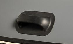 Ручка для переноски в носовой части баллона