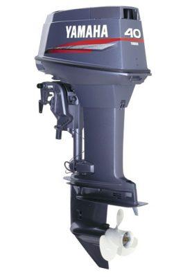 Лодочный мотор YAMAHA 40 VEOS (автомат)