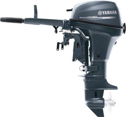 Лодочный мотор YAMAHA F9,9 JMHS
