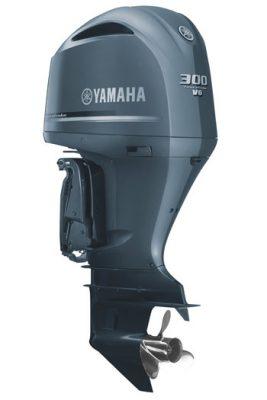 Лодочный мотор YAMAHA F 300 BETX