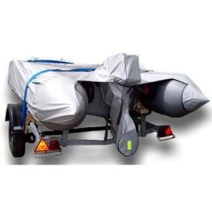 Чехол на лодочный мотор для транспортировки от 21 до 30 л.с.