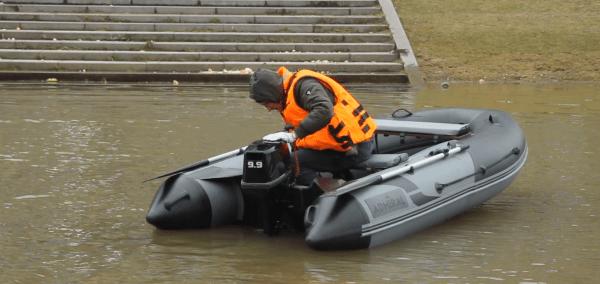 Лодка ПВХ Адмирал 325S НДНД