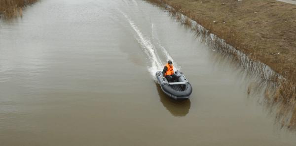 Лодка ПВХ Адмирал 375S НДНД