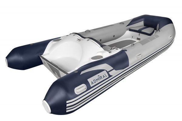 Лодка ПВХ Адмирал RIB 470