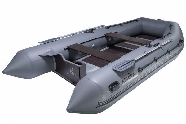 Лодка Адмирал 410 и мотор Tohatsu M30H S