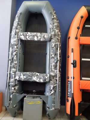 Коврик ЭВА для лодок НДНД Адмирал 290-355